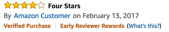 Image result for amazon early reviewer program
