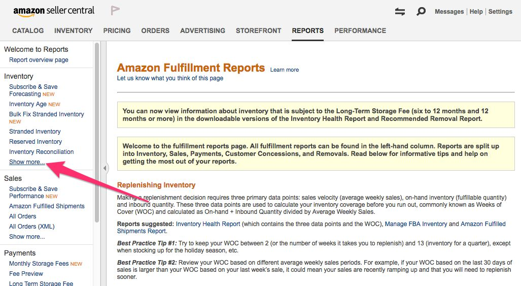 selling on amazon best practice