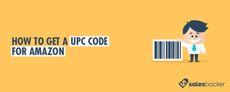 How to Get UPC Codes for Your Amazon Products