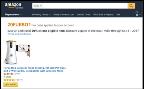 How to Use Amazon Social Media Promo Codes